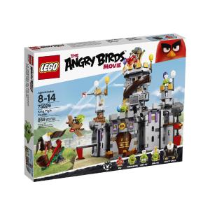 LEGO KING PIGS CASTLE