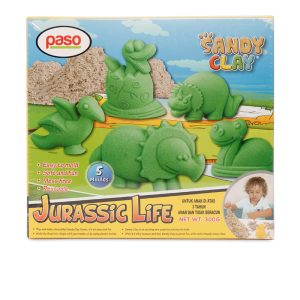 PASO SANDY CLAY JURASSIC LIFE 300 GR