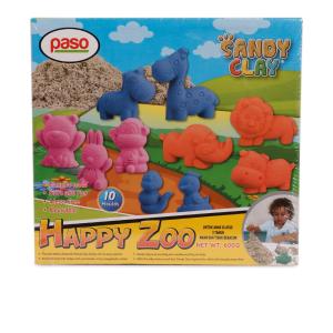 PASO SANDY CLAY Happy Zoo 600 GR