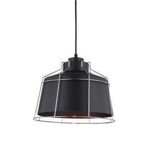 COLE LAMPU GANTUNG HIAS 30X100 CM - HITAM