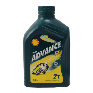 SHELL ADVANCE OLI MESIN SX 2-TAK 800 ML