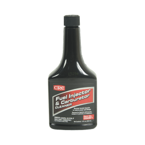 CRC FUEL INJECTOR & CARBURETOR CLEANER 12 OZ