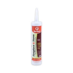 RED DEVIL FIREPLACE & STOVE REPAIR SEALANT 300 ML