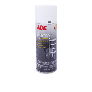 ACE CAT SEMPROT EPOXY 11 OZ - PUTIH