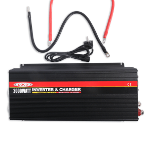 PACO POWER INVERTER DENGAN CHARGER 2000 W