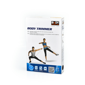 BODY SCULPTURE BODY TRIMMER 4 INCI - HITAM