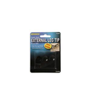 KRISBOW BANTALAN PLASTIK MEJA DAN KURSI 1,6 CM 4 PCS