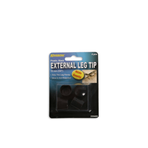 KRISBOW BANTALAN PLASTIK MEJA DAN KURSI 1,9 CM 4 PCS