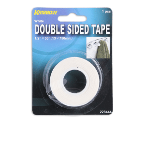 KRISBOW DOUBLE TAPE 13X750 MM