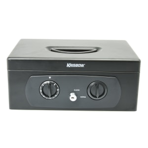 KRISBOW CASH BOX - HITAM