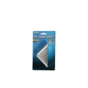 KRISBOW PENYANGGA SIKU SEGITIGA 75 X 75 MM 2 PCS