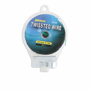 KRISBOW KAWAT TWISSTED WIRE 2.5 MM X 15 MTR