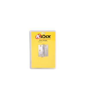 K-LOCK ENGSEL PINTU 70 X 2.5 X 2 MM 3 PCS