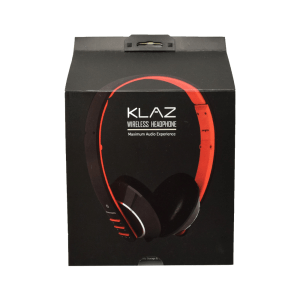 KLAZ HEADPHONE BLUETOOTH MH-306B - HITAM