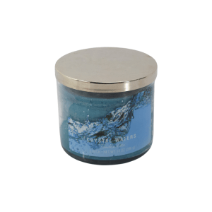 CANDLE LITE CRYSTAL WATERS AUTHENTIC LUXURY 369 GR