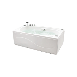 APPOLLO BATHTUB WHIRLPOOL 170X90X61CM - PUTIH