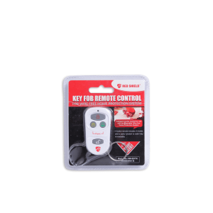 RED SHIELD REMOTE KONTROL ALARM - PUTIH