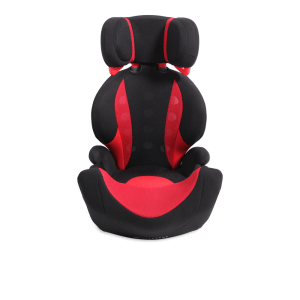 ALIEBEBE SARATTO BABY CAR SEAT 3 STEP - HITAM MERAH