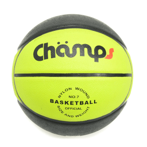 CHAMPS BOLA BASKET RUBBER SPONGE NO.7