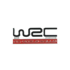STIKER EMBLEM WRC MOBIL