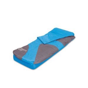 BESTWAY ASLEPA INFLATABLE SINGLE BED WITH SLEEPING BAG