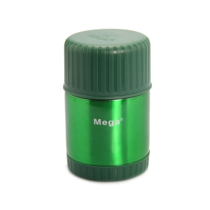 MEGATRADE MAGNUM TERMOS MAKANAN 500 ML - HIJAU