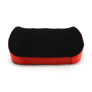 TRANSTEK BACK SUPPORT - HITAM/MERAH