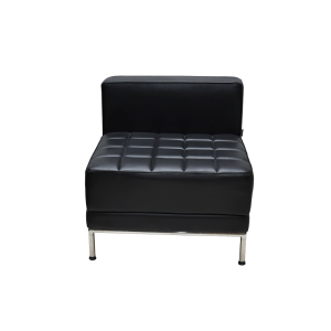 NEW QUARTER SOFA - HITAM