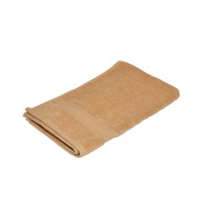 HANDUK TANGAN GREEN EARTH 40 X 66 CM - COKELAT GANDUM