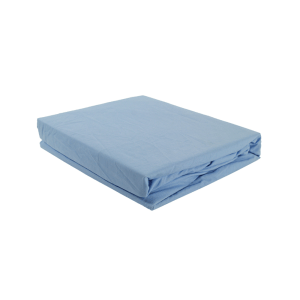 SPREI FITTED SHEET 200X200+35CM - BIRU