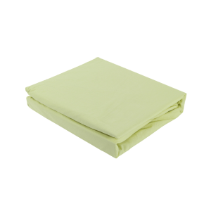 SPREI FITTED SHEET 200X200+35CM - KUNING MUDA