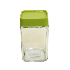 GLASSLOCK CANISTER BLOCK 700 ML – HIJAU