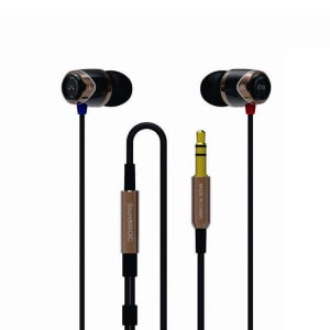 SOUNDMAGIC IN EAR HEADPHONE E10 - GOLD