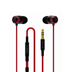 SOUNDMAGIC IN-EAR HEADPHONE E10 - MERAH