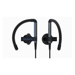 SOUNDMAGIC HALF IN EAR HEADPHONE EH 10 - HITAM