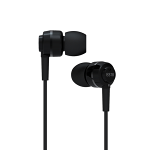 SOUNDMAGIC IN-EAR HEADPHONE ES 18 - HITAM