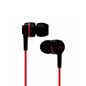 SOUNDMAGIC IN-EAR HEADPHONE ES18 - MERAH