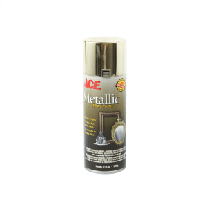 ACE MIRROR SPRAY POINT - METALLIC GOLD