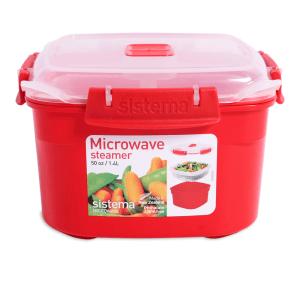 SISTEMA MICROWAVE STEAMER 1.4 LTR