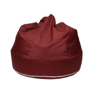 BEAN BAG 90X105 CM - MAROON