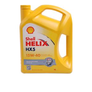 SHELL HELIX OLI MESIN HX5 15W/40 4 L