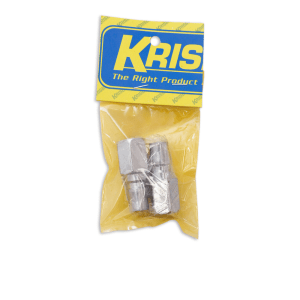 KRISBOW COUPLER 6 MM 2 PCS 20PF