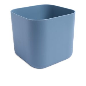 ELHO B.FOR SOFT SQUARE POT TANAMAN 18 CM - BIRU
