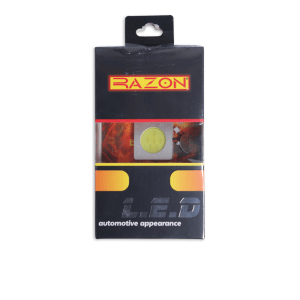 RAZON LAMPU INTERIOR LED 5 W - PUTIH