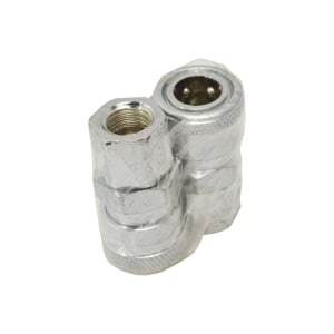 KRISBOW COUPLER 6 MM 2 PCS 20SF