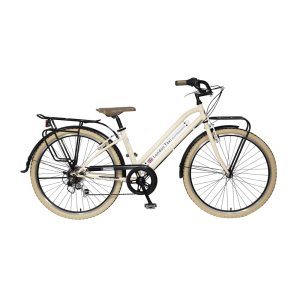 LONDON TAXI SEPEDA CROSS BIKE L26 - KREM