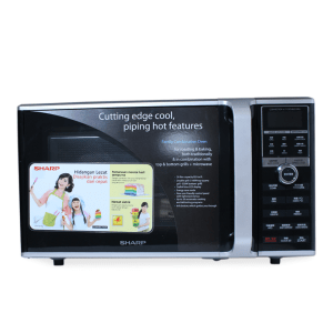 SHARP MICROWAVE OVEN R-899R(S)-IN - SILVER