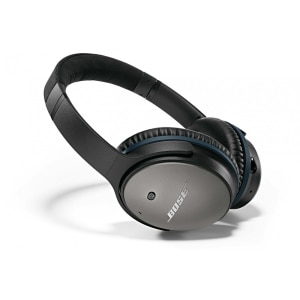 BOSE QUIETCOMFORT QC25 HEADPHONE APPLE - HITAM