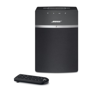 BOSE SOUNDTOUCH 10 WIRELESS MUSIC SYSTEM - HITAM