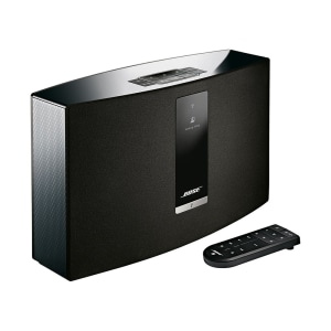 BOSE SOUNDTOUCH 20 SERIES III WIRELESS SPEAKER SYSTEM - HITAM
